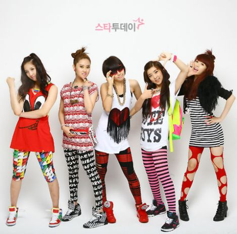 4minute fashion disaster