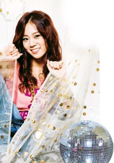 KARA- Seung Yeon